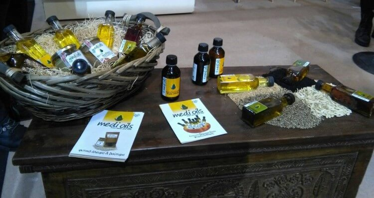 Medi Oils: Μεσογειακά έλαια από καρπούς και σπόρους