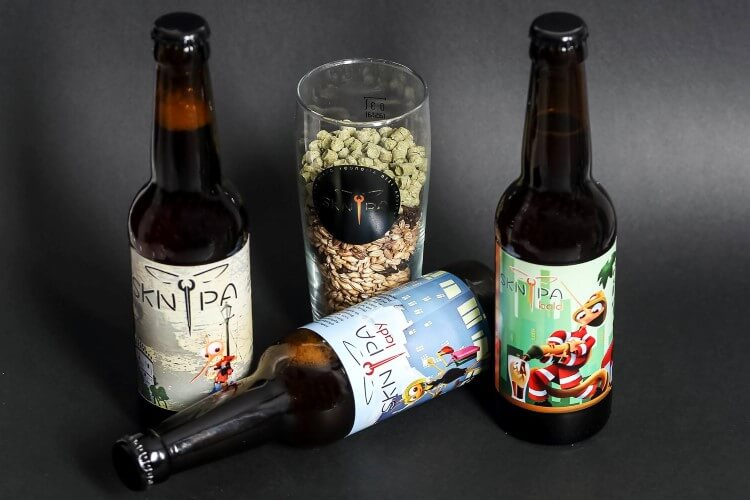 Sknipa: Η ελληνική μπύρα