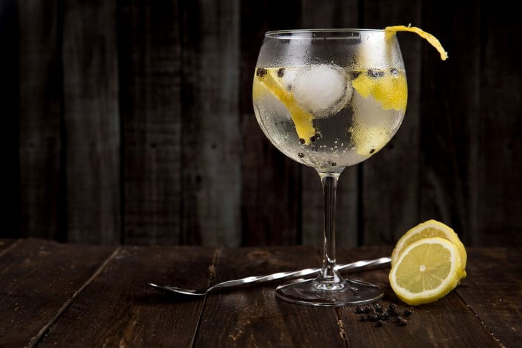 Βότκα… το κρυστάλλινο νερό