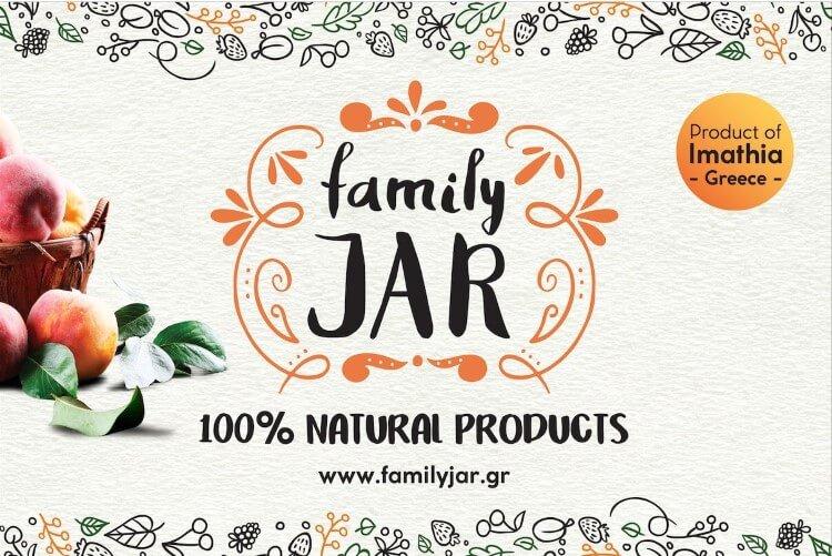 Family Jar: Παραδοσιακές μαρμελάδες και όχι μόνο