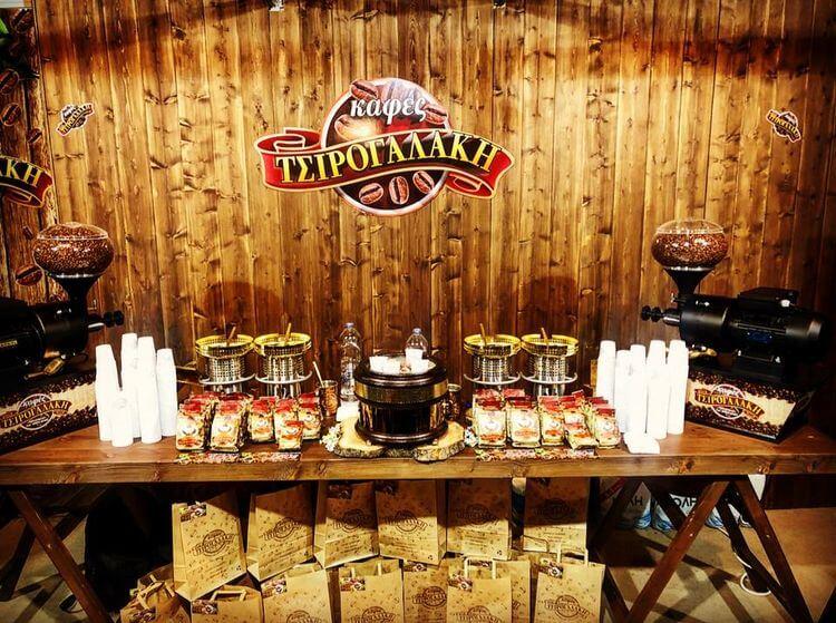 FoodCo Ελαιουργείο Παναγιωτάκη και Καφές Τσιρογαλάκη: Συνεχιστές της παράδοσης