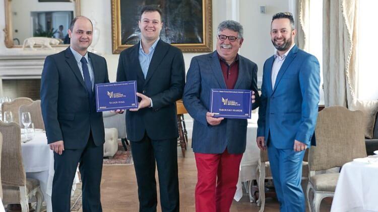 «Βραβεία Ελληνικής Κουζίνας»: Οι μεγάλοι νικητές