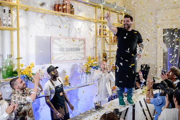 Αχιλλέας Πλακίδας: ο Έλληνας Bartender of the Year 2018