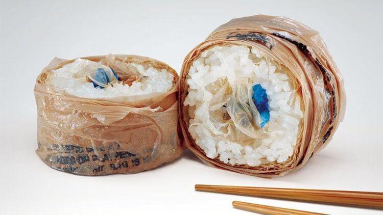 Διατροφή πλούσια σε… πλαστικάΔιατροφή πλούσια σε… πλαστικά