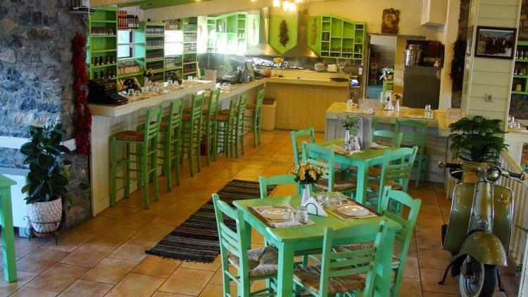 Ναουμίδης εστιατόριο