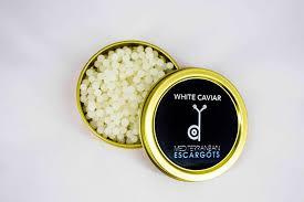 λευκο χαβιάρι