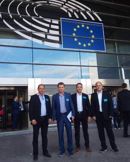 """""""Το καλάθι των αγροτικών προϊόντων"""" της Περιφέρειας Δυτικής Ελλάδας ταξίδεψε στις Βρυξέλλες"""