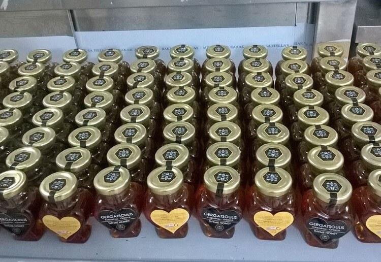 gergatsoulis honey
