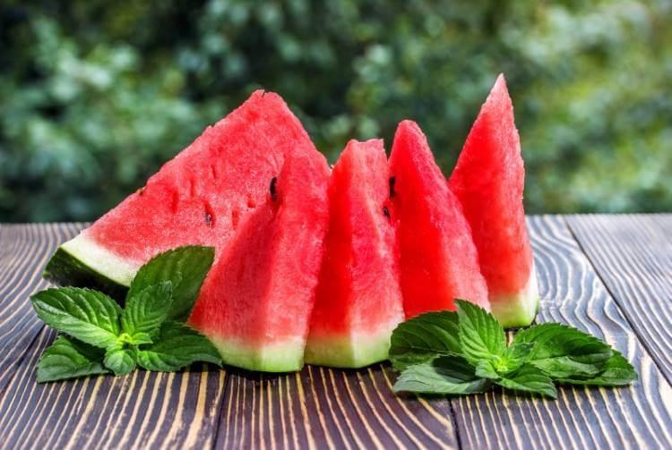 Καρπούζι: μια άκρως θεραπευτική τροφή
