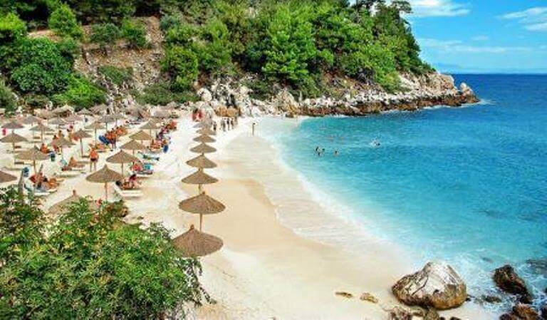 Θάσος: το νησί των Σειρήνων με τις ξακουστές παραλίες