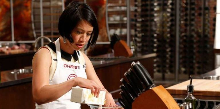 Christine Ha Masterchef
