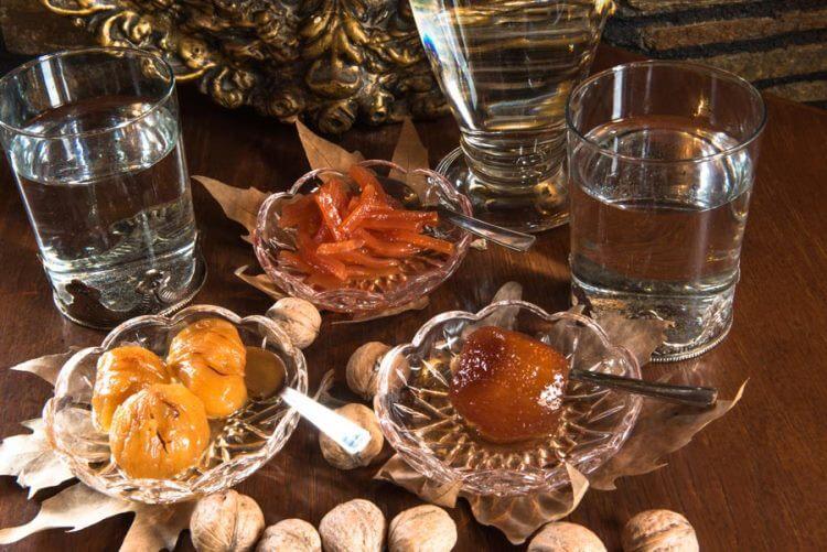 Παραδοσιακά Γλυκά Πηλίου