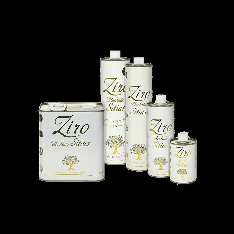 Ziro Sitias: Το χρυσό ελαιόλαδο