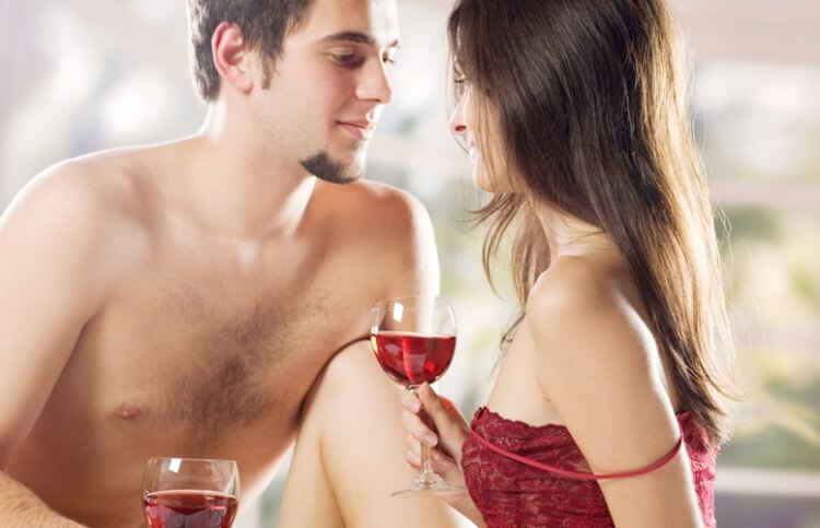Ποτά και σεξουαλικές επιδόσεις
