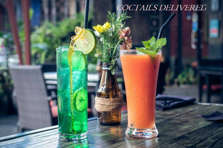 Delivery coctails γίνεται; Κι όμως, γίνεται!
