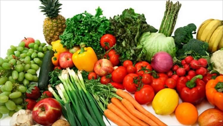 Tips για φρέσκα λαχανικά