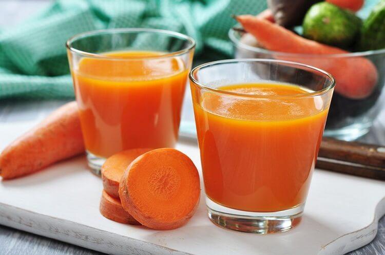Καρότα: μην τα φάτε, πιείτε τα!