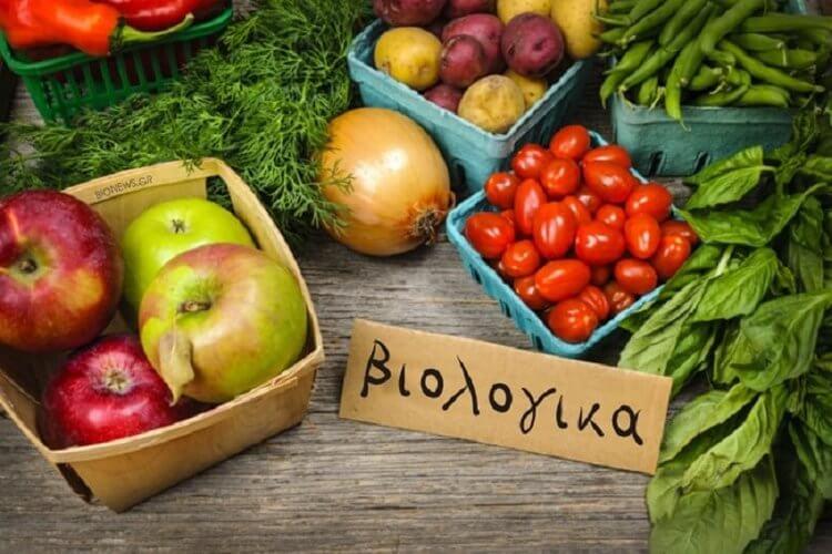 Τα βιολογικά προϊόντα μειώνουν την εμφάνιση καρκίνου;