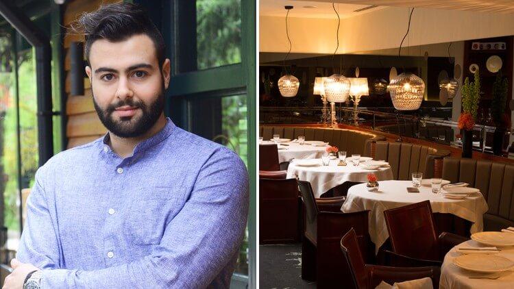 Ασημάκης Χανιώτης: ο νεότερος Έλληνας σεφ με αστέρι Michelin