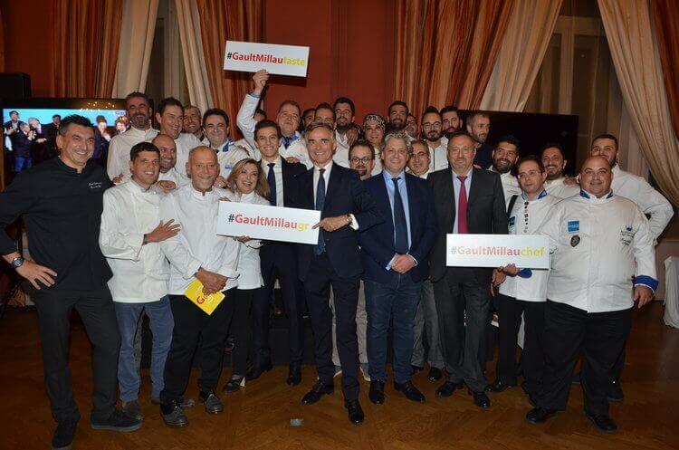 gault__millau και οι Έλληνες σεφ