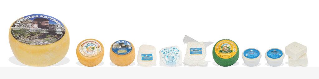Kargakis Cheese: the taste of the Cretan tradition