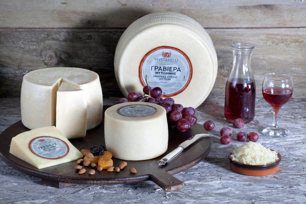 Γαλακτοκομικά Μυστακέλλη: Τα βραβευμένα τυριά!