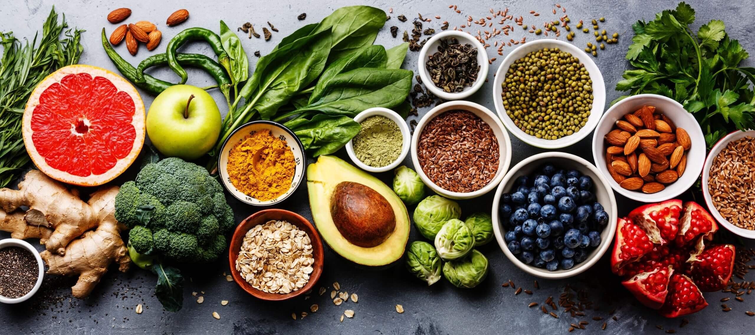 Τρόφιμα που σέβονται το περιβάλλον