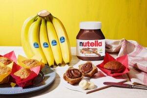 Chiquita και Nutella ενώνουν τις δυνάμεις τους