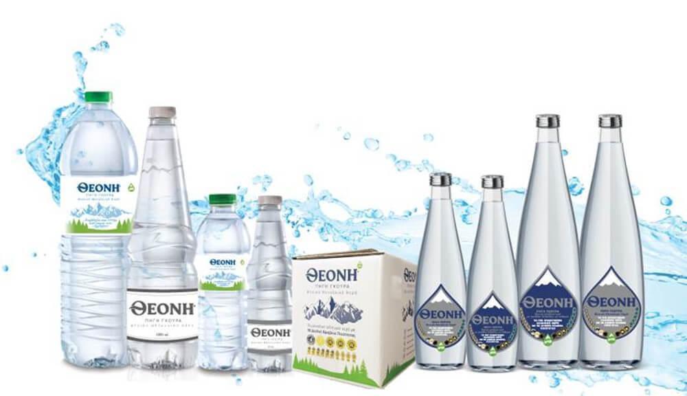 Φυσικό Μεταλλικό Νερό ΘΕΟΝΗ 28 Διεθνή Βραβεία Ποιότητας