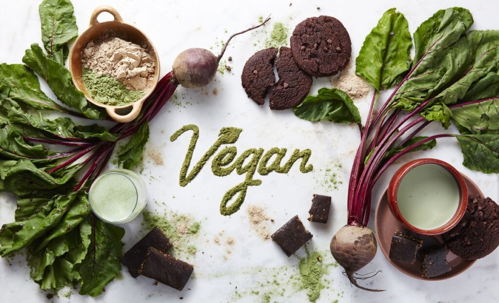 Vegan products without restrictions