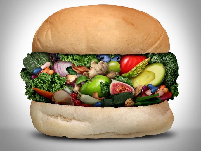 Ισχυρή ανάπτυξη για τα εναλλακτικά τρόφιμα μέχρι το 2035