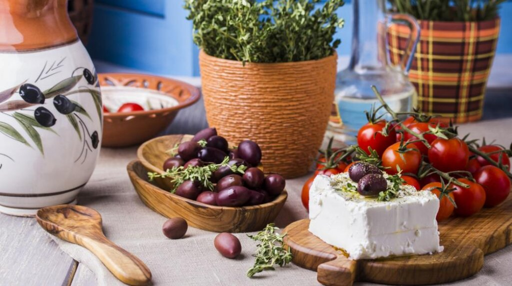 Food and beverages 35% of Greek exports to the US