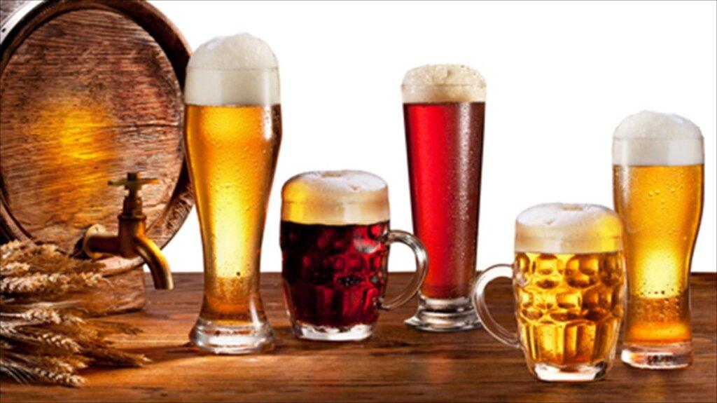 Διψήφια άνοδος για την αγορά μπύρας από τον Μάιο μέχρι σήμερα