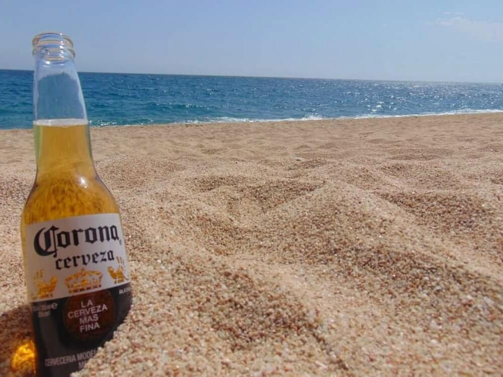 Corona: the most popular beer in search in the world