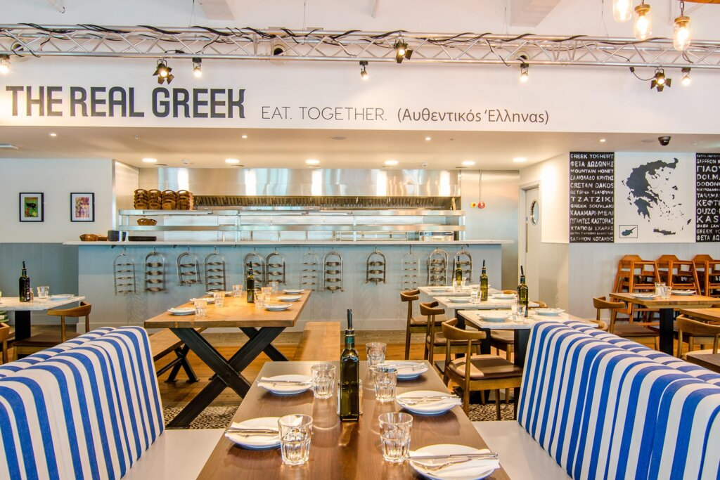 The Real Greek: Target 50 restaurants in 2020 in the UK