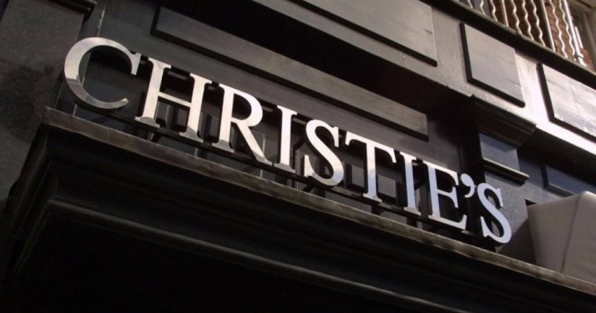 Christie's: Στο σφυρί σπάνια σαμπάνια του 1874